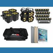 Ezlink Bt Combo Light Pack With Free Ipad And Carry Bags