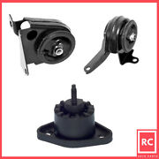 Motor And Trans Mount 3pcs Fit 94-03 Chevy S10 / Gmc Sonoma Pickup 2.2l Auto Trans