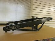 2007-2008 Suzuki Gsxr 1000 Used Cands Custom 12 Over And 300 Wide Swing Arm
