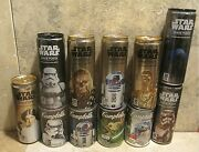 Star Wars Space Punch Drink And Star Wars Campbell's Soup Star Wars Lot Nice