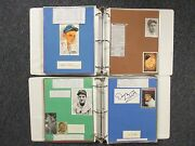 Tigers 2 Albums/184 Pages/100 Autographs/255 + Players/some Obit/chas Gehringer
