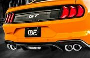 Magnaflow 2018-2021 Ford Mustang Gt 5.0l V8 Street Series Catback Exhaust System