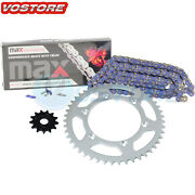 Blue Non O-ring Chain Sprocket For 2001-2004 2002 2003 Yamaha Yz250 Yz 250
