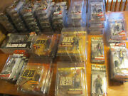 Mcfarlane The Walking Dead Action Figures Series 1-9 Complete Collection