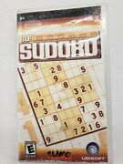Sony Psp Go Sudoku Videogames Free Fast Shipping Puzzle Fun