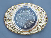 Daisy Airgun Model 25 100th Anniversary Gold Belt Buckle Special Sale Bb Rifle