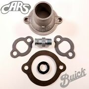1962-1966 Buick Water Outlet Kit | Includes Gaskets Fitting O-ring | Nailhead