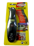Lcd Digital Tire Air Pressure Gauge For Cars Trucks Bikes Motorcycles And Tires