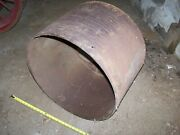 Ihc Famous Titan 12 15 20hp Cast Iron Belt Pulley Hit Miss Gas Engine Magneto 24