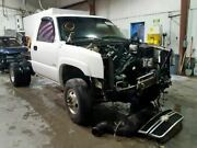 Automatic Transmission 6.6l 2wd Chassis Cab Fits 06 Sierra 3500 Pickup 316412