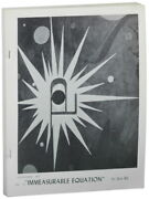 Sun Ra / Extensions Out The Immeasurable Equation Volume Ii 1st Edition 1972
