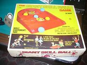 Vintage Marx Toys The Giant Skill Ball Game With Box