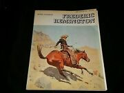 Frederic Remington New Concise Nal Edition 1975 By Peter Hassrick