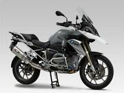 Yoshimura Japan Hepta Force Titanium Exhaust End Can Bmw R1200gs Lc 2017 2018