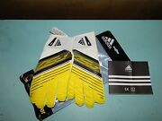 Adidas F50 Training Soccer Gloves Size 6 Vented Cuff
