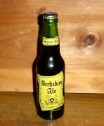 Reading Beer Brewery Berkshire Ale 8 Oz Bottle W/ Crown Reading Pa Last One