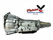 4l60e Stock 1998-2005 Vortec And More - 2 Piece Transmission Chevy Gm 6.5 Bell
