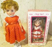 Vintage Shirley Temple Dolls Lot Of 2 Dolls By Ideal Toys