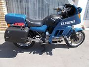 Moto Bmw K 100 Rt - 1987 - Exceptionnelle - Collection
