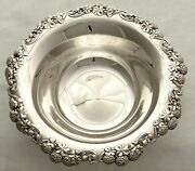 Silver Fruit Bowl. London Import 1906 And Co. 25 Troy Ounces.