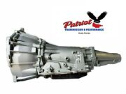 4l65e Stage 3 Strip Street Or Race Ls High Performance Gm - 650hp Camarotruck