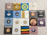 18 Collectable Golden Oldies Records By Various Artists Vinyl 7 Stereo