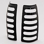 Vtech 1531 Slotted Tail Light Covers Ford Styleside 97-99