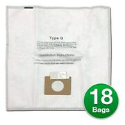 Replacement Style Q Vacuum Bag For Kenmore Canister 5055 6 Pack