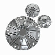 Chrome Cnc Aluminum Derby Timing Timer Cover Tank Cap Twin Cam Fit For Dyna