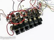 Drake Tr-7 Tr7 Transceiver R7 Receiver Front Panel Control Switches