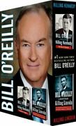 Killing Kennedy/killing Lincoln Boxed Set By Bill O'reilly