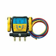 Bundle Fieldpiece Sm380v Wireless 3-port Smanandtrade Manifold And Gauge W Yj 29985 Hoses