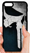 Punisher Skull Cool Phone Case Cover For Iphone Xs Max X 8 Plus 7 6s Plus 5 5c 4