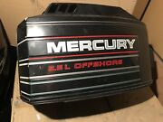Mercury Outboard 2.5 L V-6 200 Hp Offshore Engine Motor Cover Cowl