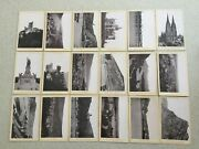 18 Germany Original Ca 1880's Cabinet Photo Cards By Rommler And Jonas