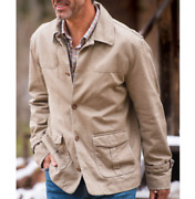 1816 By Remington Menand039s Steeleandrsquos Creek Tweed Elbow Patches Jacket- L 2xl
