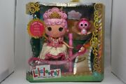 Lalaloopsy Goldie Luxe Limited Holiday Collector Edition Full Size Doll Mip