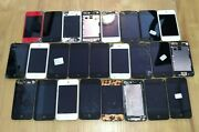 Lot Of 25x Apple Ipod Touch 4g A1367 4th Generation 8/16/32/64gb Parts Repairs