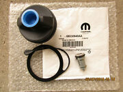 07 - 17 Jeep Patriot Fuel Gas Tank Filler Cap With Tether Locking Kit Oem New