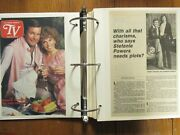Tv Guide/weekly Magz Album-121 Pages W/hart To Hart/charlieand039s Angels/emergency
