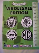 Wholesale Edition Moss Cars Nisonger 2002