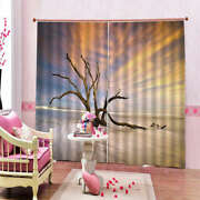Great Lonely Warrior 3d Curtain Blockout Photo Printing Curtains Drape Fabric