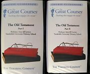 The Old Testament - 2 Vol Set - The Great Courses