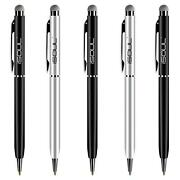 For Iphone Ipad Tablet Ball Point Pen Touch Screen Stylus Set 50 Ballpoint Pens