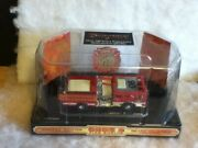Code 3 Collectible Seagrave City Of Los Angeles 90 Fire Engine