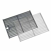 Fire Magic 3537-s-2 Deluxe Stainless Cooking Grids 16 X 11.5 Oem