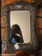 Antique Silver Dressing Table Mirror Make Me An Offer