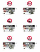 Ngk Spark Plugs 7866 C2a1535 Set Of 6