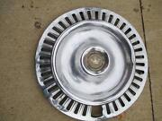 15 Inch Crown Wheel Cover Used Mopar 1955 And 56 Chrysler Imperial 300