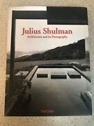 Julius Schulman Architecture And Its Photography Book Signed